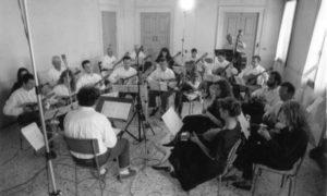 ochestra gruppo concerto plettro breganze vicenza gruppo musicale asiago 1921 prove