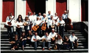ochestra gruppo concerto plettro breganze vicenza gruppo musicale asiago 1994 registrazione