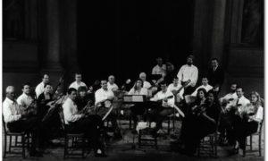 ochestra gruppo concerto plettro breganze vicenza gruppo musicale asiago 1993 teatro olimpico